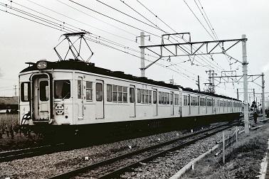 1980年頃の東武越生線: 鉄道趣味...