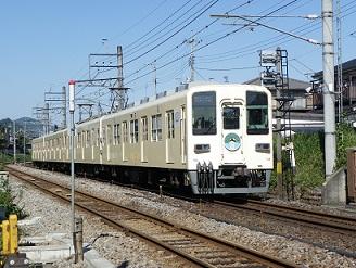 秋晴れの東武越生線: 鉄道趣味っ...